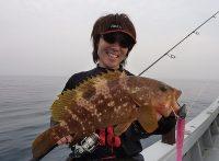 この画像は、サイトの記事「キジハタ 釣り方 ネットで話題 魚釣り専門 YouTube注目無料視聴動画ご紹介!」のイメージ写真画像として利用しています。
