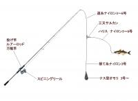 この画像は、サイトの記事「ヒラメ 泳がせ釣り ネットで話題 魚釣り専門 YouTube注目無料視聴動画ご紹介!」のイメージ写真画像として利用しています。