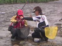 この画像は、サイトの記事「『釣り百景 鮎』 ネットで話題 YouTube公式動画ご紹介!」のイメージ写真画像として利用しています。