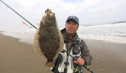 この画像は、サイトの記事「『釣り百景 ヒラメ』 ネットで話題 YouTube公式動画ご紹介!」のイメージ写真画像として利用しています。