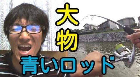 この画像は、サイトの記事「『井嶋あきら 青いロッド』 ネットで話題 YouTube公式動画ご紹介!」のイメージ写真画像として利用しています。